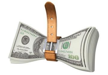 Tidak ceroboh dalam pengeluaran