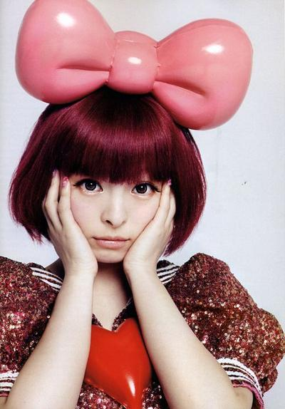 Make Up Simple & Unyu ala Kary Pamyu-pamyu