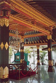 Keraton Ngayogyakarta