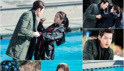 Kim Woo Bin dan Park Shin Hye (The Heirs)