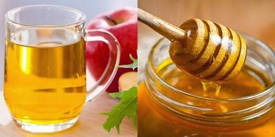 Cuka Apel dan Madu