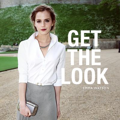 Inspirasi Gaya ala Emma Watson Untuk ke Kantor