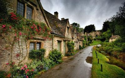 Bibury - Inggris