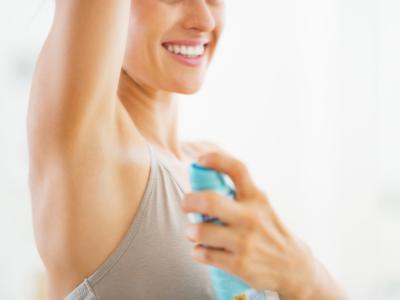5. Lupa Memakai Deodoran atau Parfum