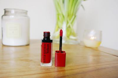 Borjouis Rouge Edition Velvet Lip