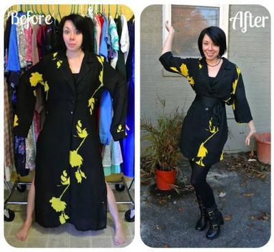 Rombak Baju Lama Menjadi Outfit yang Trendi
