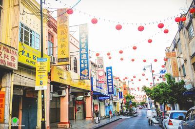 Destinasi Wisata Terpopuler di Penang, Malaysia