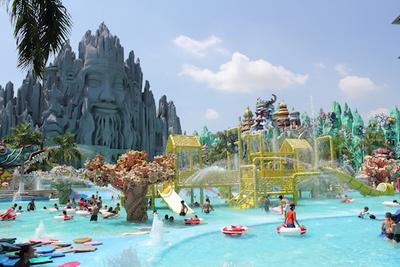 Suoi Tien Theme Park Vietnam