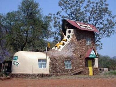 Shoe House, Amerika