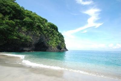 Pantai Pasir Putih , Karang Asem, Bali
