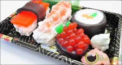 Sabun Mandi Sushi