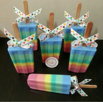 Sabunn Mandi Bubble Pop Ice Rainbow