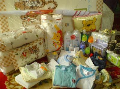 3. Perlengkapan Bayi