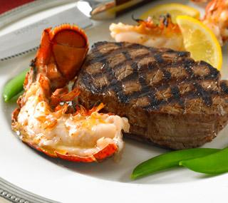 6. Canadian Style Surf and Turf, Kanada