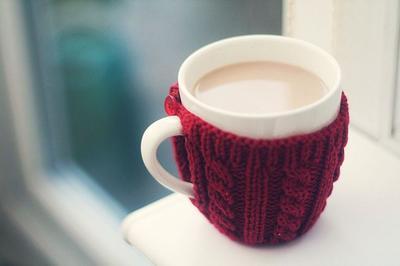Tren Mug Sweater untuk Si Cangkir