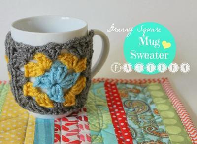 Membuat Mug Sweater Sendiri!