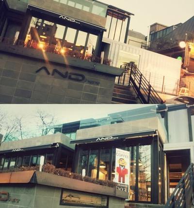AND Here Café