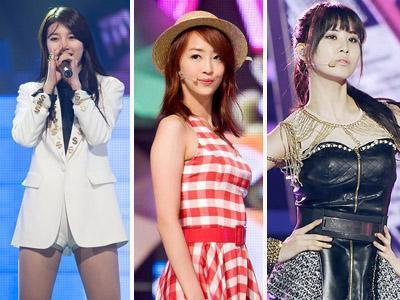 Maknae Girlband Korea Paling Populer
