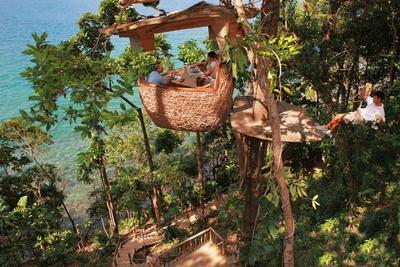 7. Treepod @ Soneva Kiri