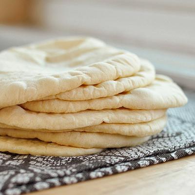 2. Roti Tipis