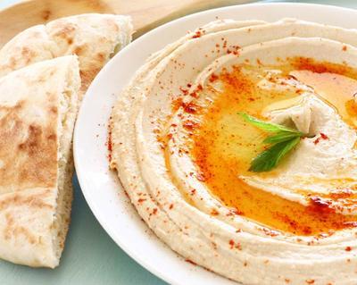 7. Hummus