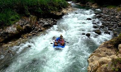 1. Sungai Alas, Nangroe Aceh Darussalam