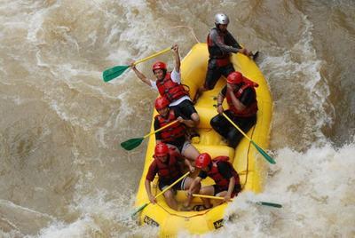 2. Sungai Citarik, Sukabumi (Jawa Barat)