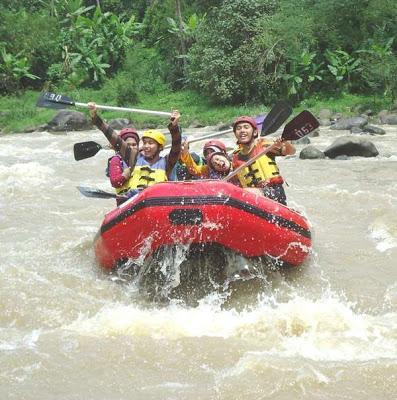 3. Sungai Elo, Magelang (Jawa Tengah)