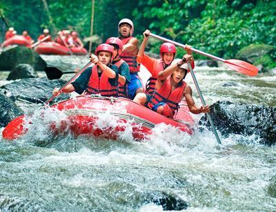 5. Sungai Ayung, Ubud (Bali)