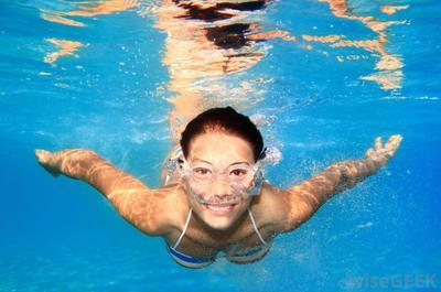 Kurangi Waktu Berenang