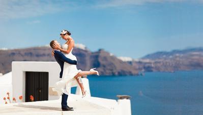 Santorini, Destinasi Bulan Madu Paling Romantis Sedunia