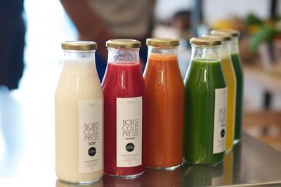 4. Cold Pressed Juice