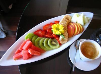 6. Buah-buahan