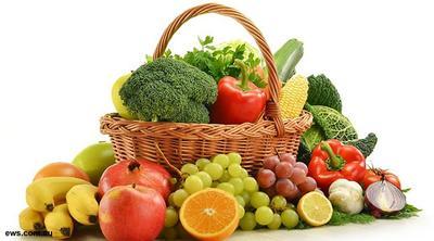 5. Perbanyak Konsumsi Buah dan Sayur
