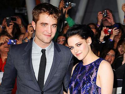Hubungan Robert Pattinson & Kristen Stewart