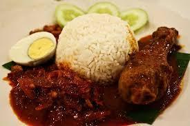 Nasi Lemak, Malaysia