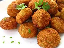 Falafel Gorengan Khas Timur Tengah