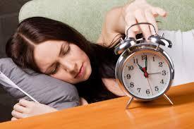 Pengaturan Pola Tidur
