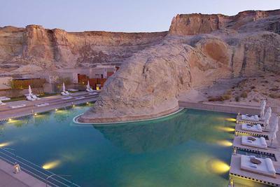 Amangiri Resort, Utah, Amerika Serikat