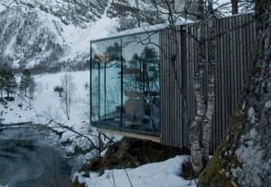 Juvet Landscape Hotel, Norweigia