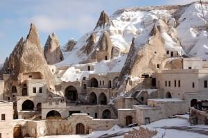 Fairy Chimney Hotel, Turki