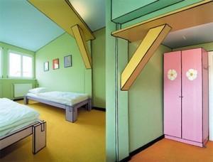 Arte Luise Kunsthotel, Jerman