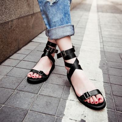 2. Strappy Sandals