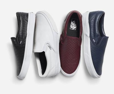 3. Slip on Sneakers