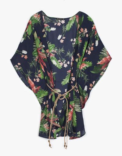 5. Summer Kimono