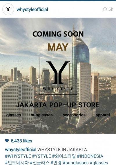 Whystyle di Indonesia