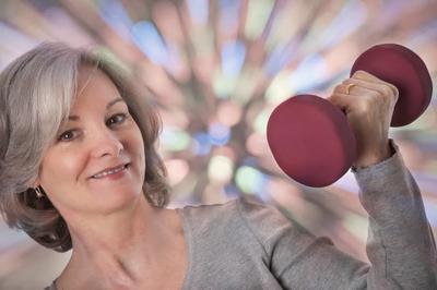 Mencegah Osteoporosis pada Manula