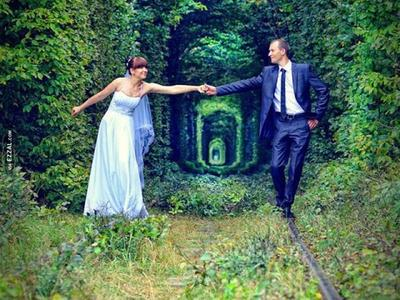 Cinta di Kedalaman Terowongan Cinta