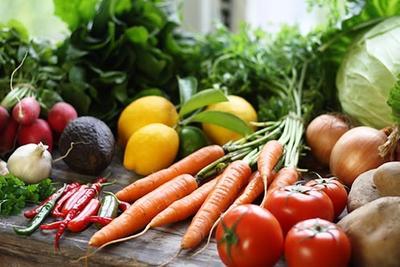2. Perbanyak Buah dan Sayuran Berserat