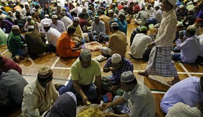 Masjid di Asrama Pekerja, Singapura